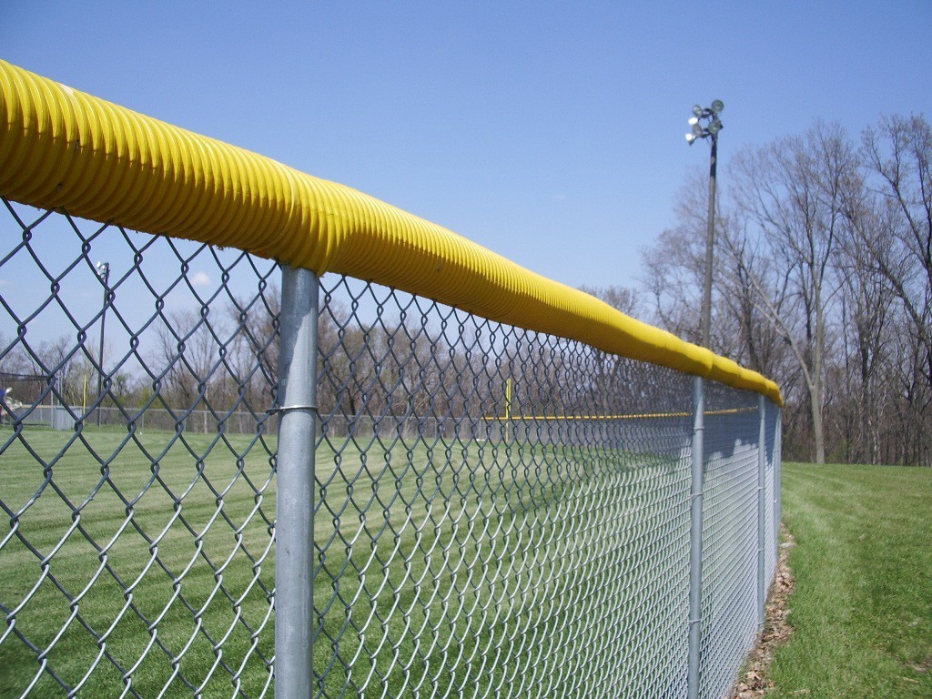 Chain Link Fence Caps